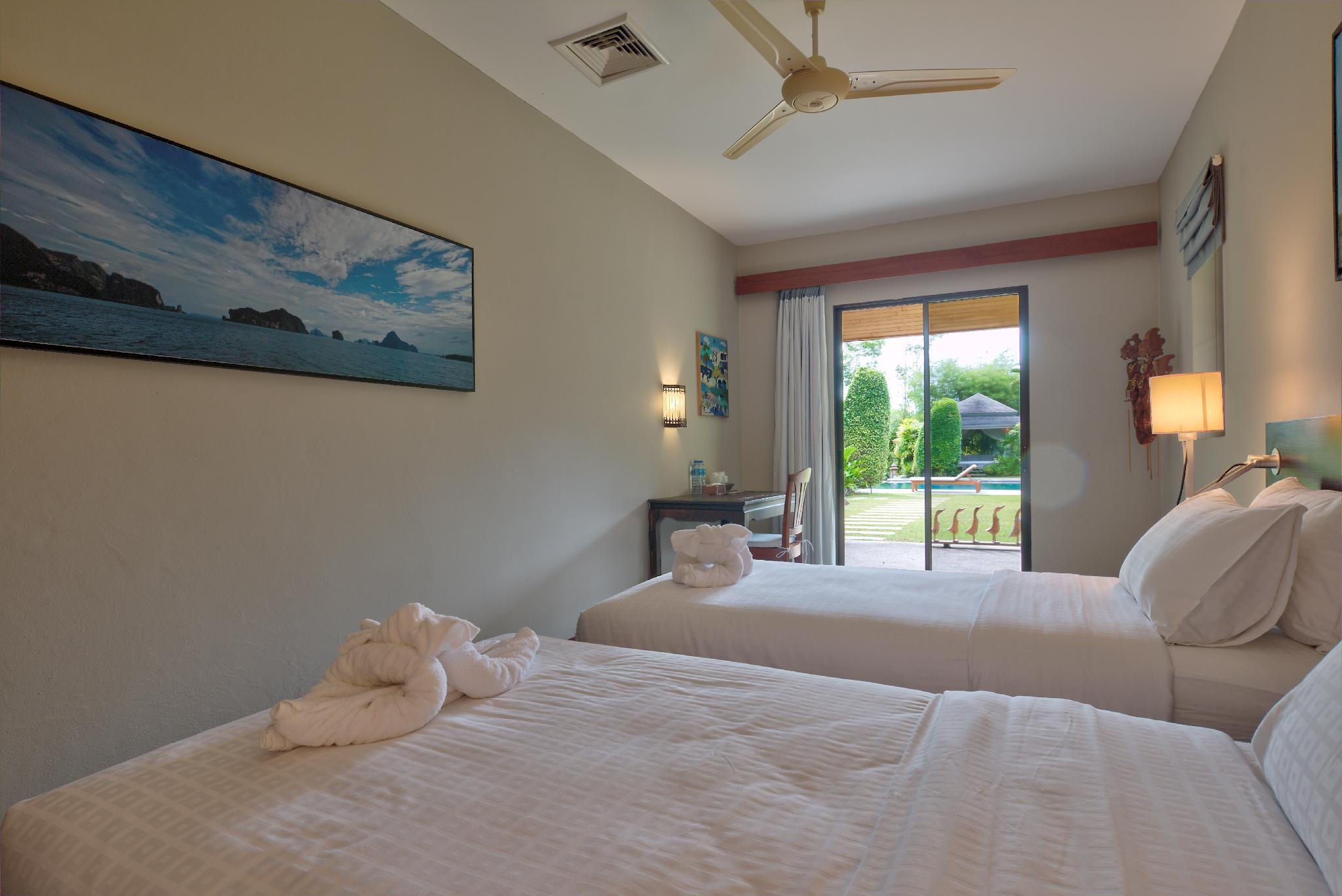Luxury Retreat 5 Bedroom Pool Villa วิลลา 5 ห้องนอน 4 ห้องน้ำส่วนตัว ขนาด 1000 ตร.ม. – ไม้ขาว