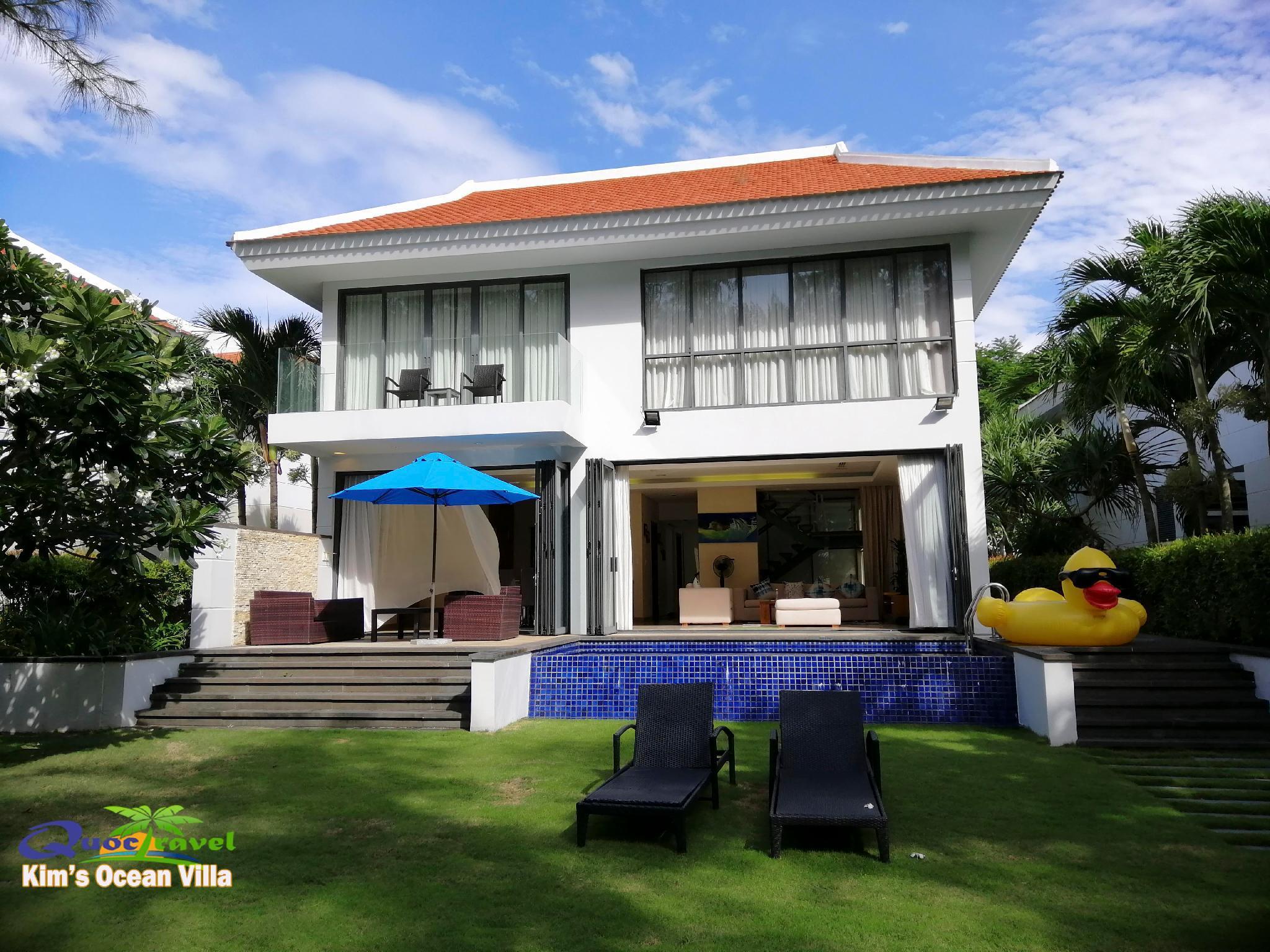 Luxury 3 Bedroom Ocean View Villa
