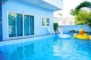 Near the Beach Pool villa 3 ห้องนอน 2 ห้องน้ำส่วนตัว ขนาด 240 ตร.ม. – กลางเมืองหัวหิน