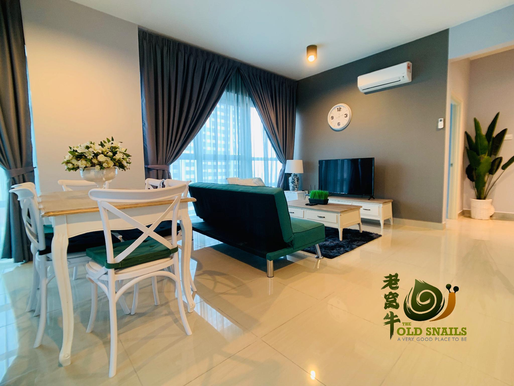 1 Comfortable 3bed 5km To Klcc And Pavilion