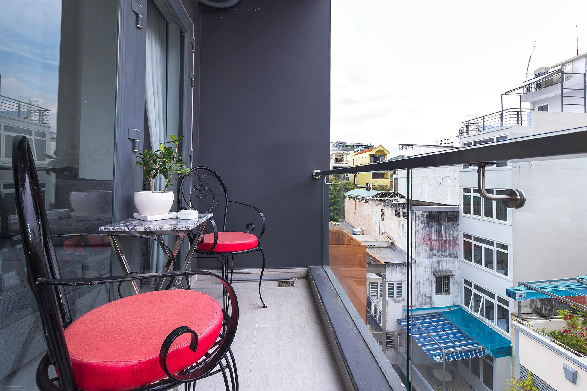 The Haven By The Park With Balcony R401