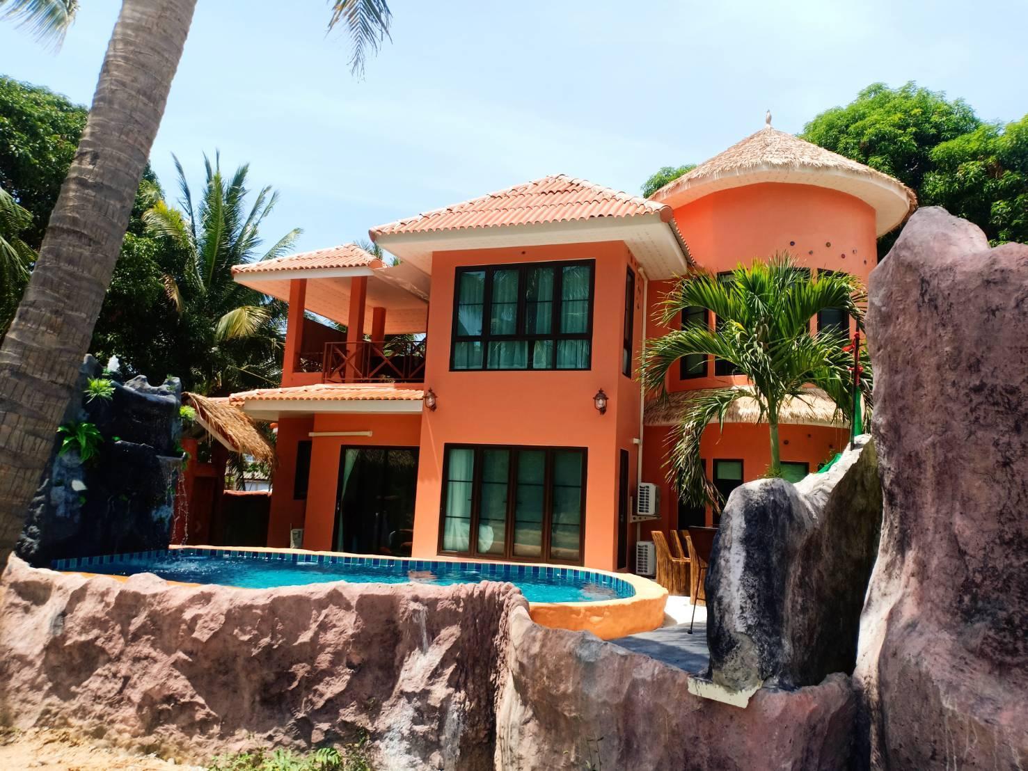 Grun I Daw Pool Villa