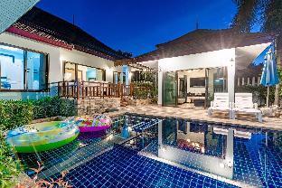 [ホアヒン市内中心地]一軒家(100m2)| 3ベッドルーム/2バスルーム 3 Bedroom House with Pool