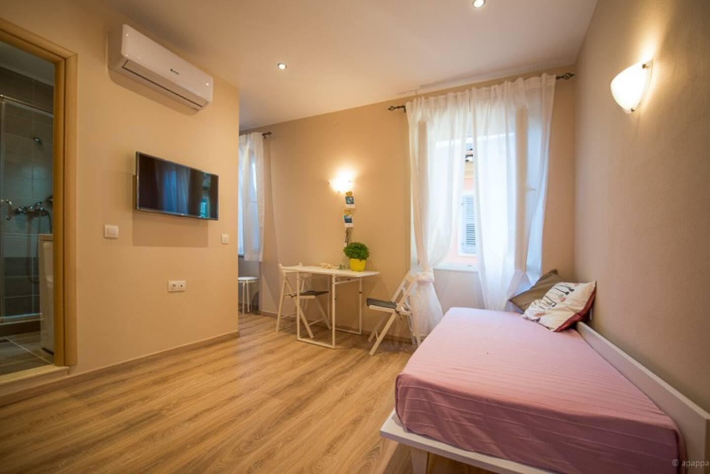 Corfu Mantouki Port Urban Suite FF
