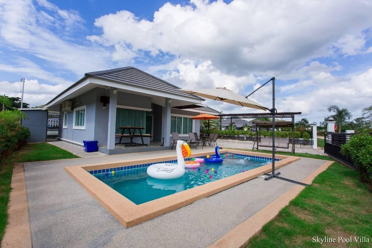 Skyline Pool Villa @ Kaeng Krachan
