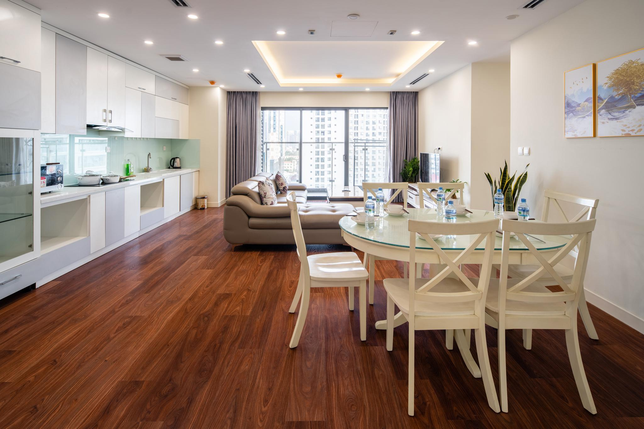 VipHome028 Luxury Imperia Apartment 4BR Full Light