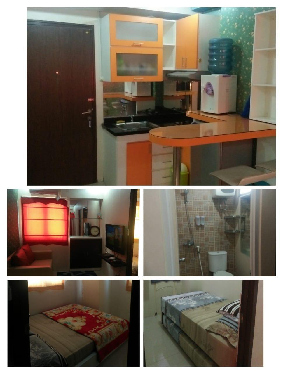Menyewakan Unit Apartemen The @ Suit Metro Bandung