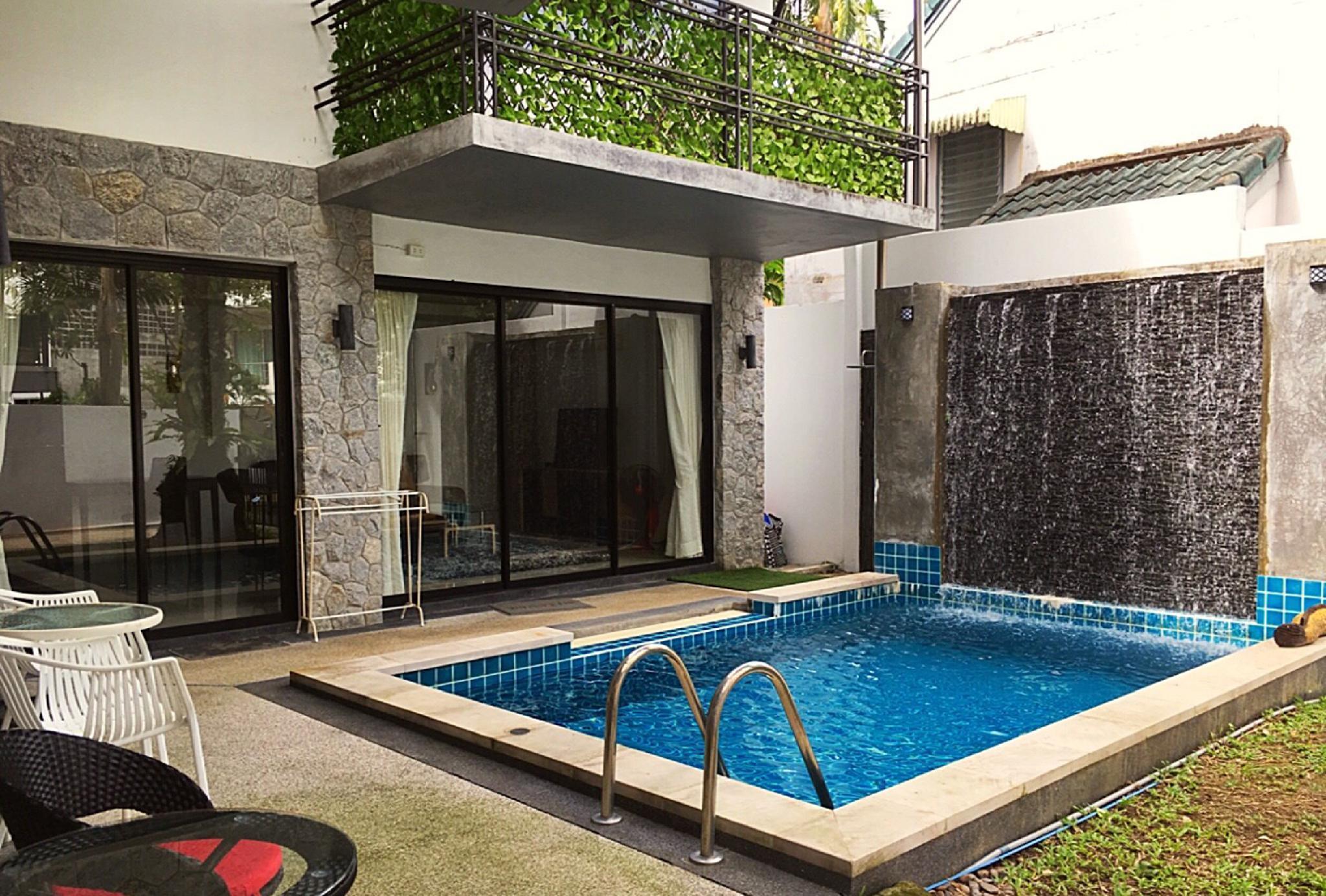 Excellent private pool villa 3 bedroom, near beach วิลลา 3 ห้องนอน 3 ห้องน้ำส่วนตัว ขนาด 275 ตร.ม. – กมลา