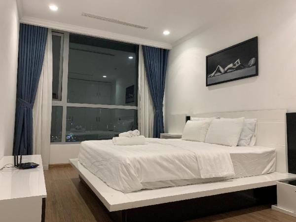 Nice City View Apartment Ho Chi Minh City