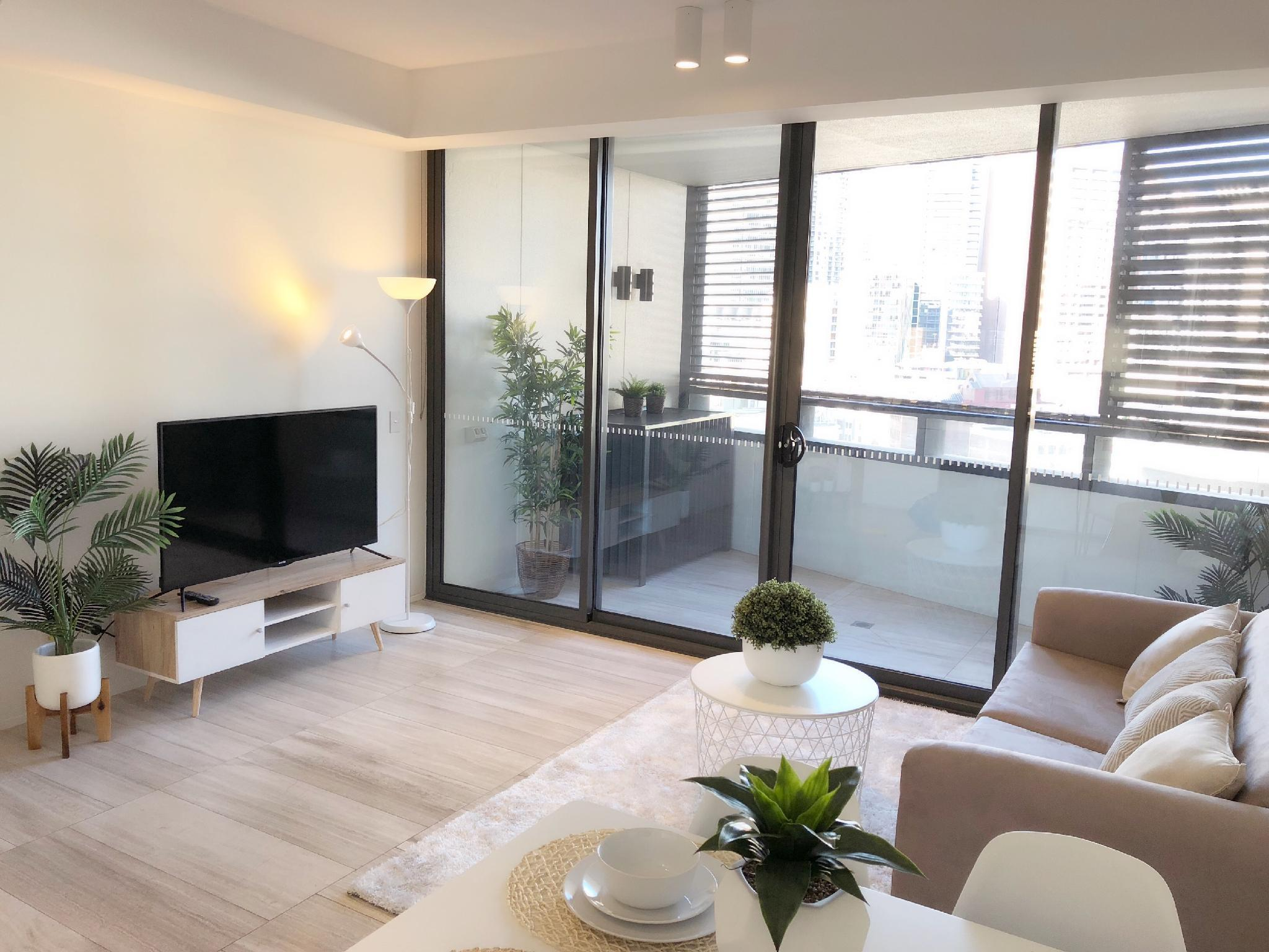 Luxury Apartment Darling Harbour   Free Parking