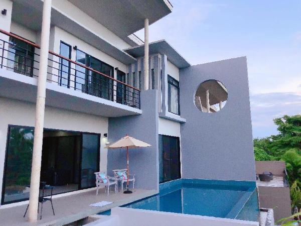 Yun villa Mid-Levels Infinity Pool 4.5-Bedroom Phuket