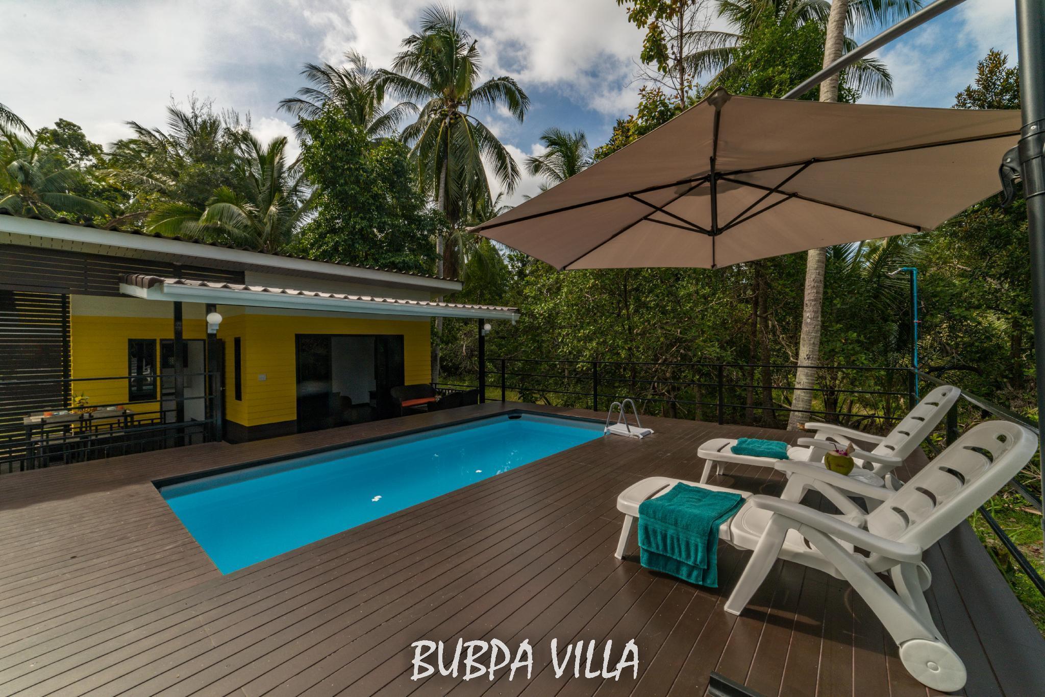 Bubpa Villa วิลลา 1 ห้องนอน 1 ห้องน้ำส่วนตัว ขนาด 50 ตร.ม. – วกตุ่ม