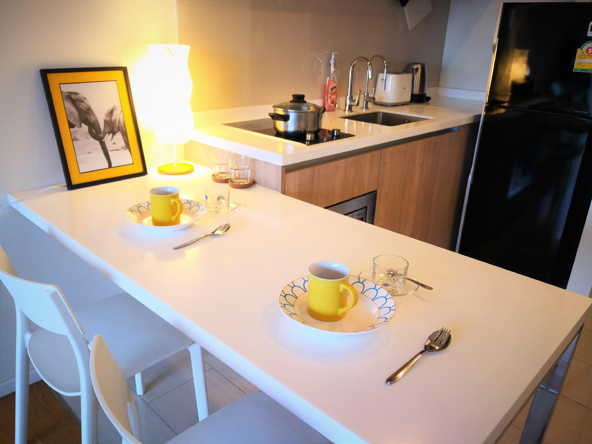 landscape luxury condo MRT500meters BKK citycenter อพาร์ตเมนต์ 1 ห้องนอน 1 ห้องน้ำส่วนตัว ขนาด 48 ตร.ม. – สุขุมวิท