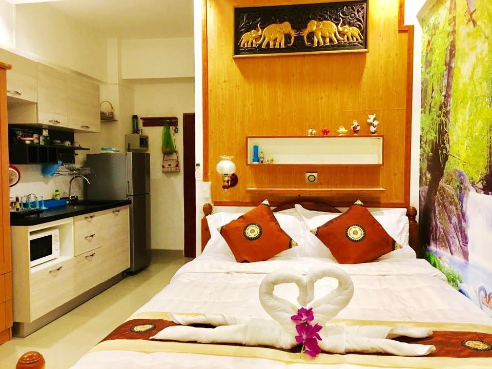 Rayong Condochain By Rainbow สตูดิโอ อพาร์ตเมนต์ 1 ห้องน้ำส่วนตัว ขนาด 28 ตร.ม. – หาดระยอง
