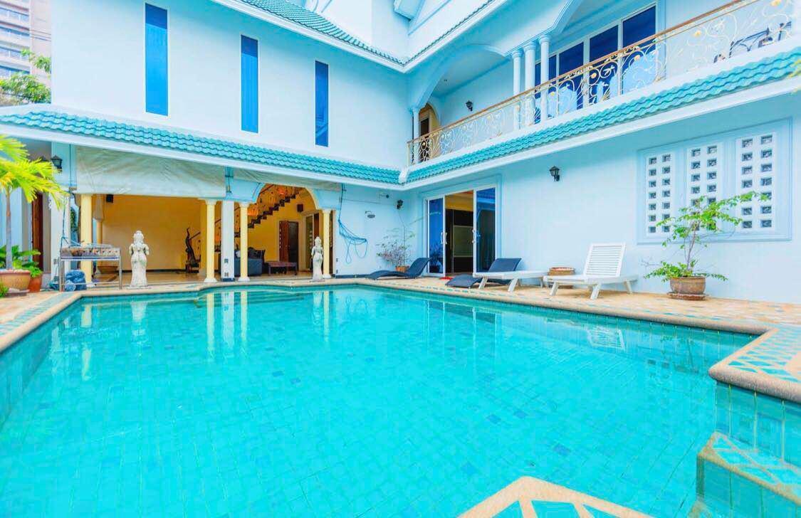 Luxury Pool Villa By Pattaya Jomtien Beach