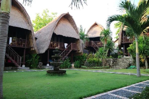 Lumbung Room at Lembongan Bali