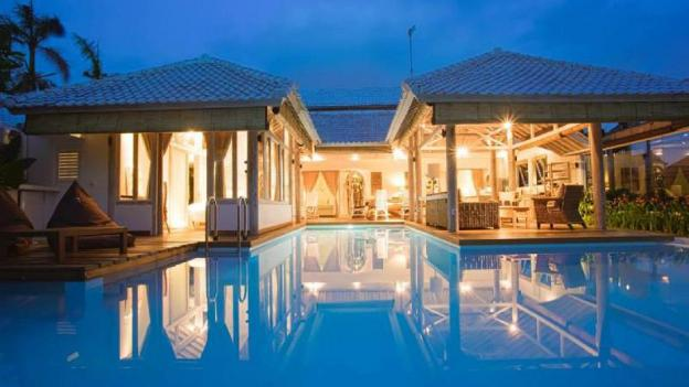 Breathtaking 3 bd villa in the heart of Seminyak