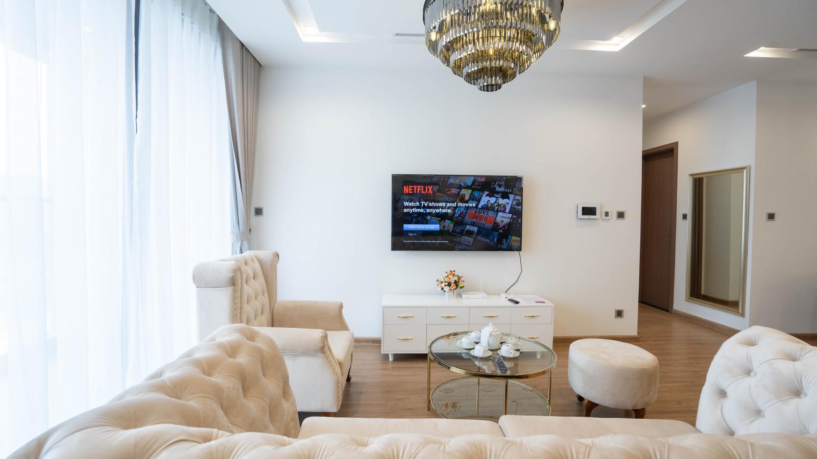 LiA House  21   3BR Metropolis Luxurious Flat