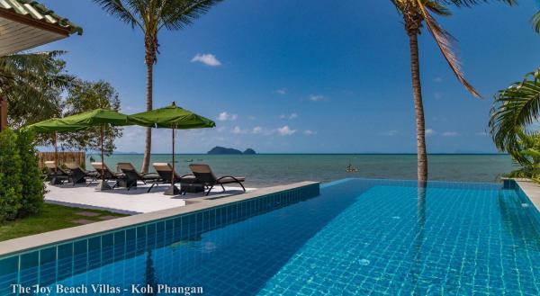 Joy Beach Villas - Garden 1 Koh Phangan