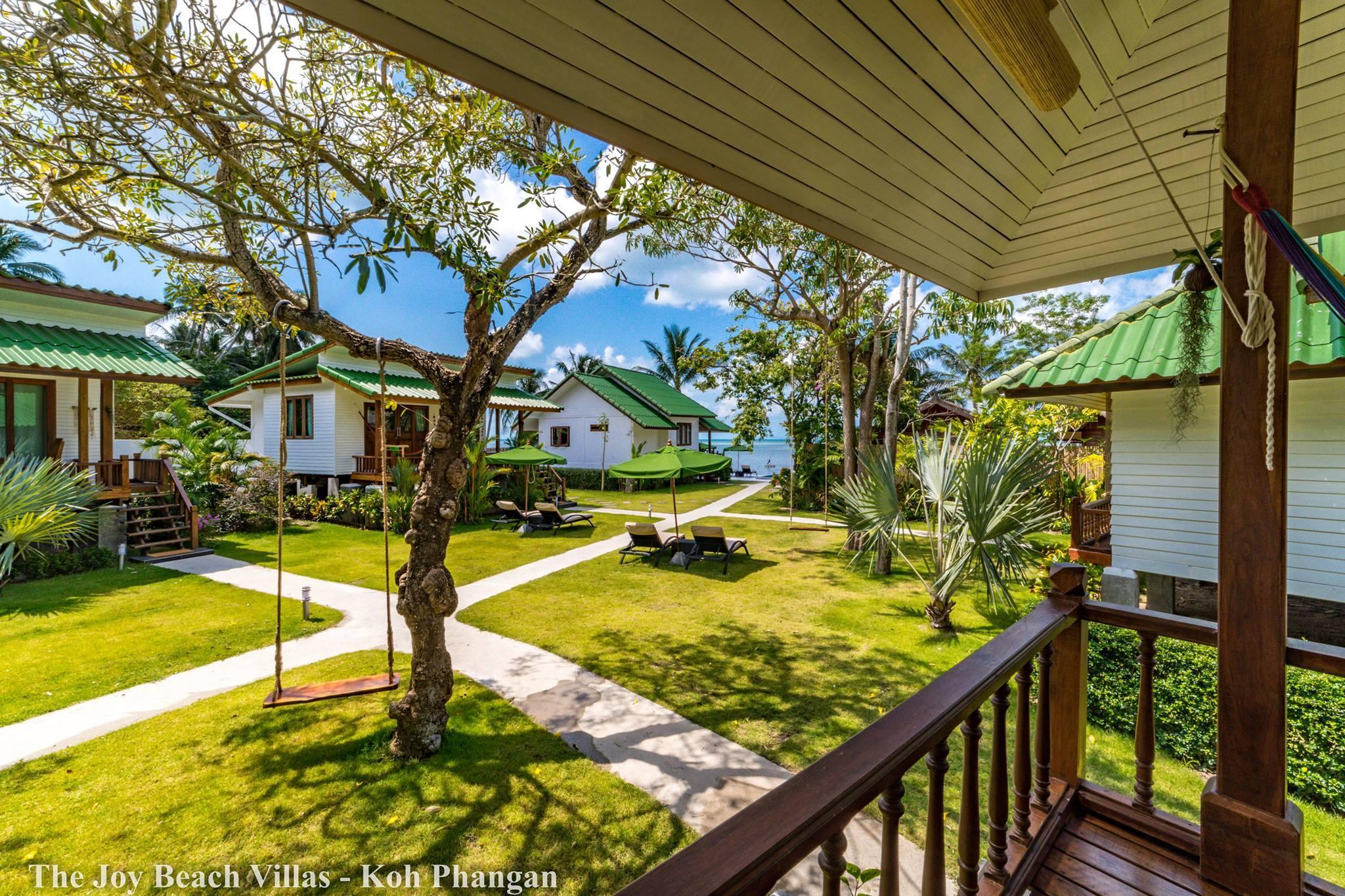 Joy Beach Villas   Garden 3
