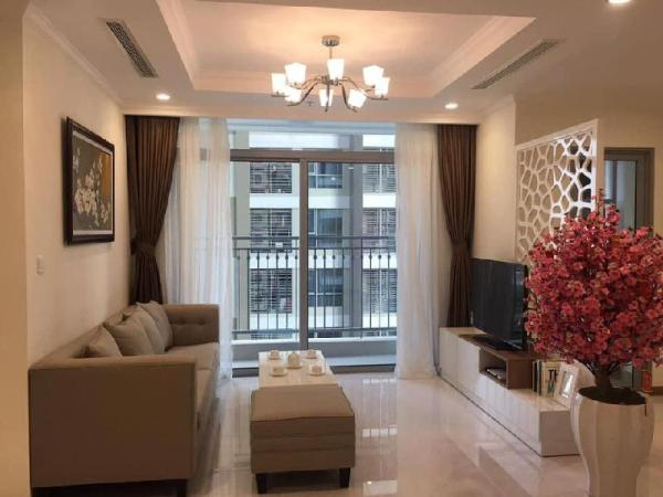 Luxstay vacation with 3br at Vinhome central Park Ho Chi Minh City