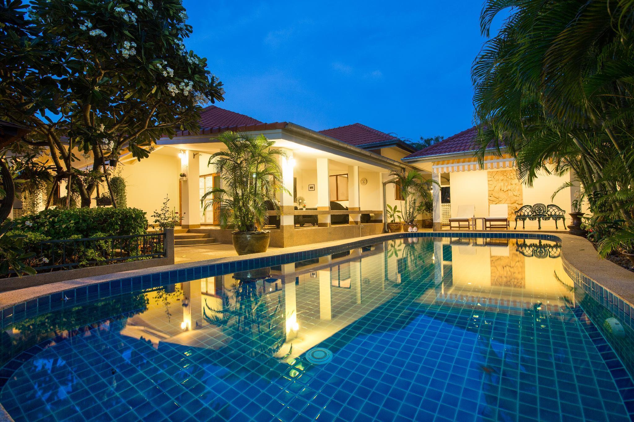 Pause Private Pool Villa 116
