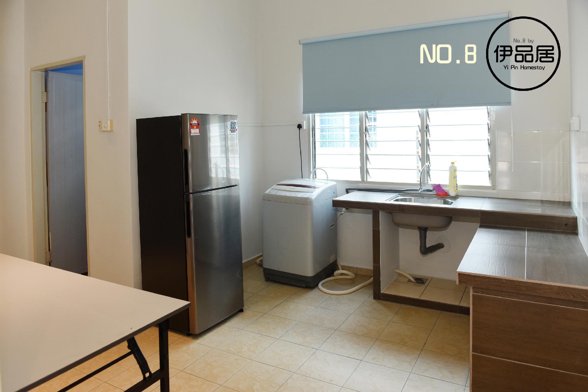 NO.8 By Yi Pin HomeStay