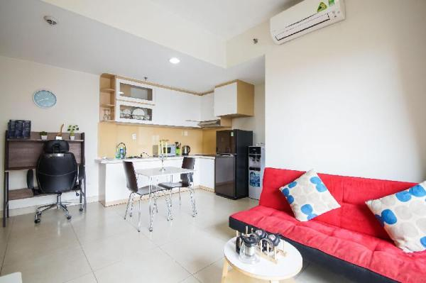 Beautiful 02 bedrooms at Masteri Thao Dien   Ho Chi Minh City