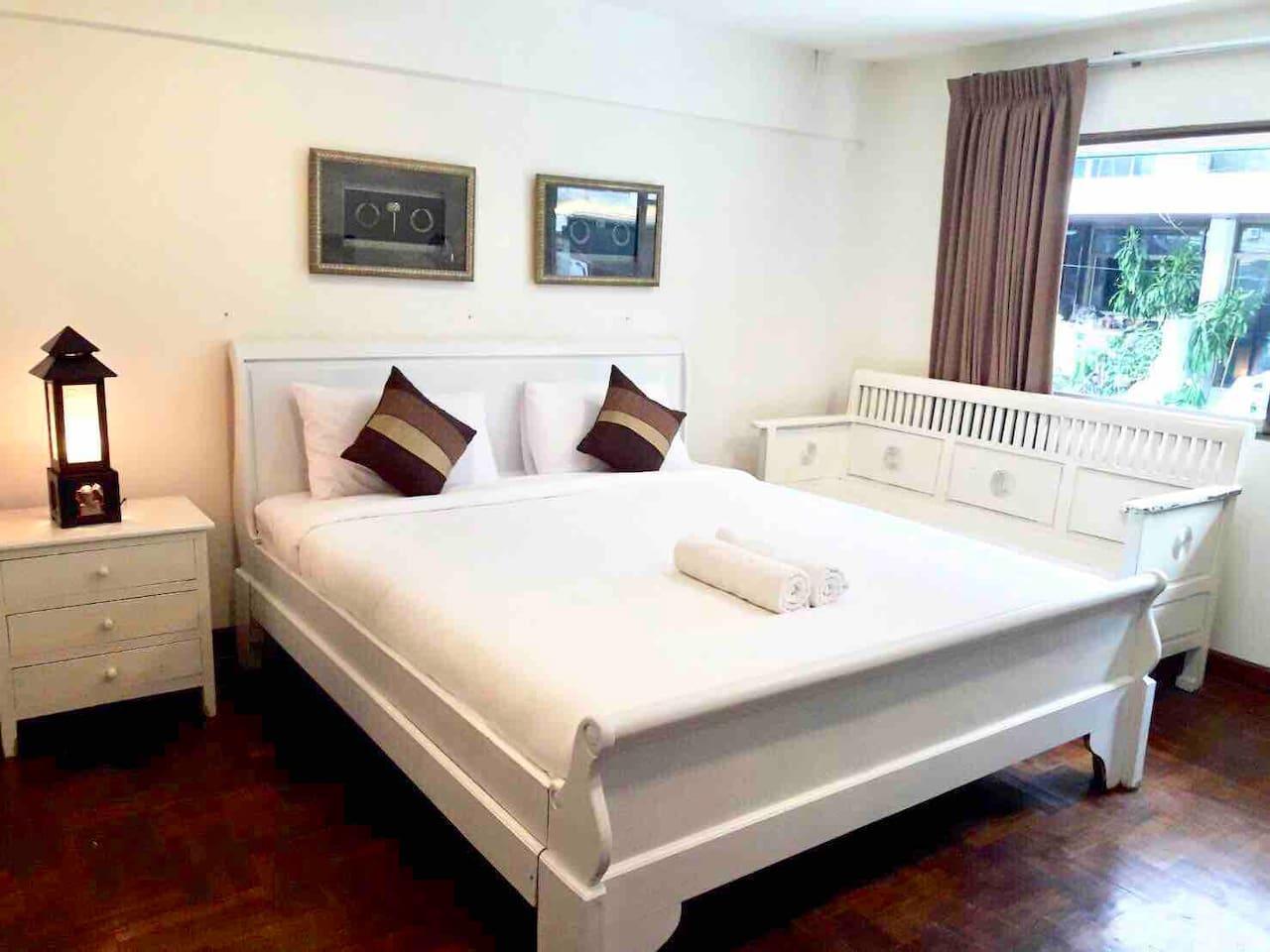 39living/2 Paxs/201 อพาร์ตเมนต์ 1 ห้องนอน 1 ห้องน้ำส่วนตัว ขนาด 24 ตร.ม. – สุขุมวิท