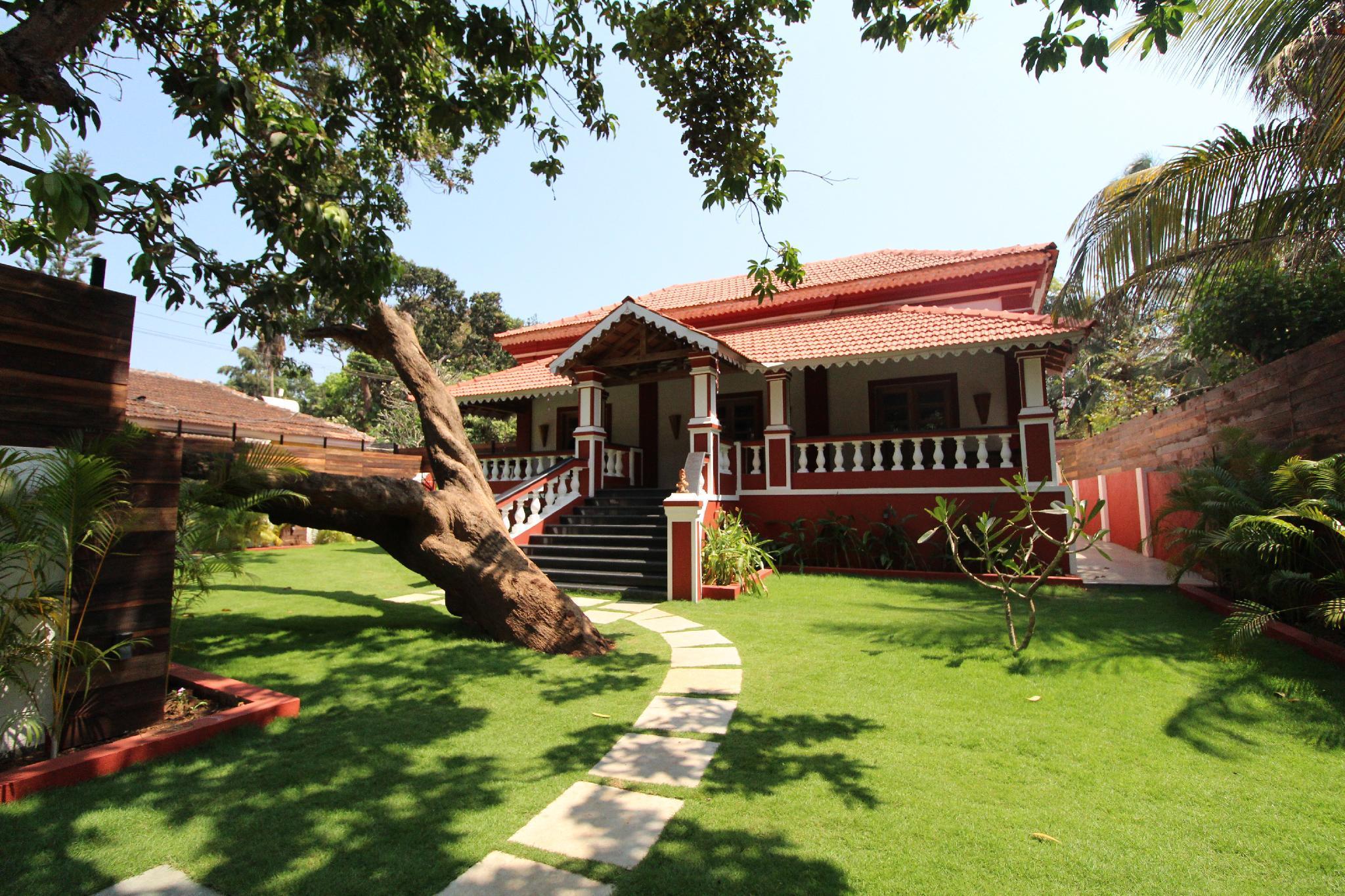 Casa De Lucia Anjuna