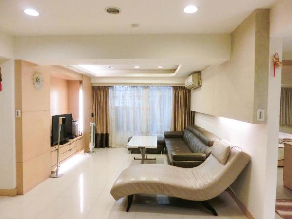 3 rooms/3 beds /2bath /DaanPark MRT5mins/TPE101 Taipei