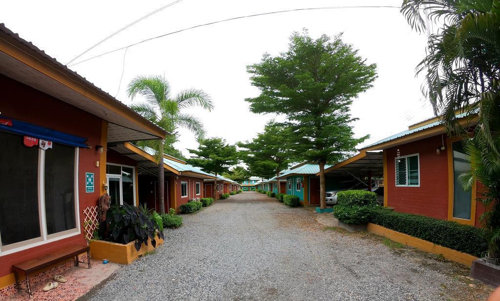 Somjainuk resort 7 / 1 BR/ free breakfast / wifi บังกะโล 1 ห้องนอน 1 ห้องน้ำส่วนตัว ขนาด 25 ตร.ม. – ปลวกแดง