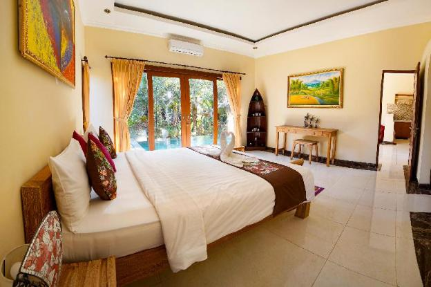 Griantika Villa Ubud*3 BR Private Villa*ForestView