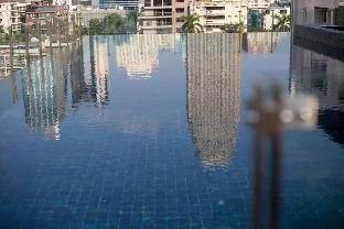 [スクンビット]アパートメント(70m2)| 2ベッドルーム/2バスルーム 2BR@Asok&Sukhumvit#Near Terminal 21&Nana#Max5 btub