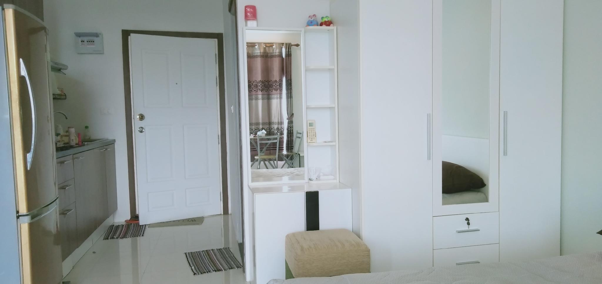 Perfect Praranoma View สตูดิโอ อพาร์ตเมนต์ 1 ห้องน้ำส่วนตัว ขนาด 30 ตร.ม. – ฉลอง