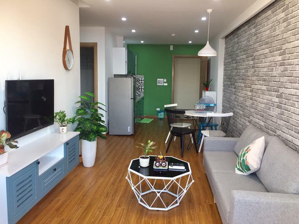 Muong Thanh Beach Apartments