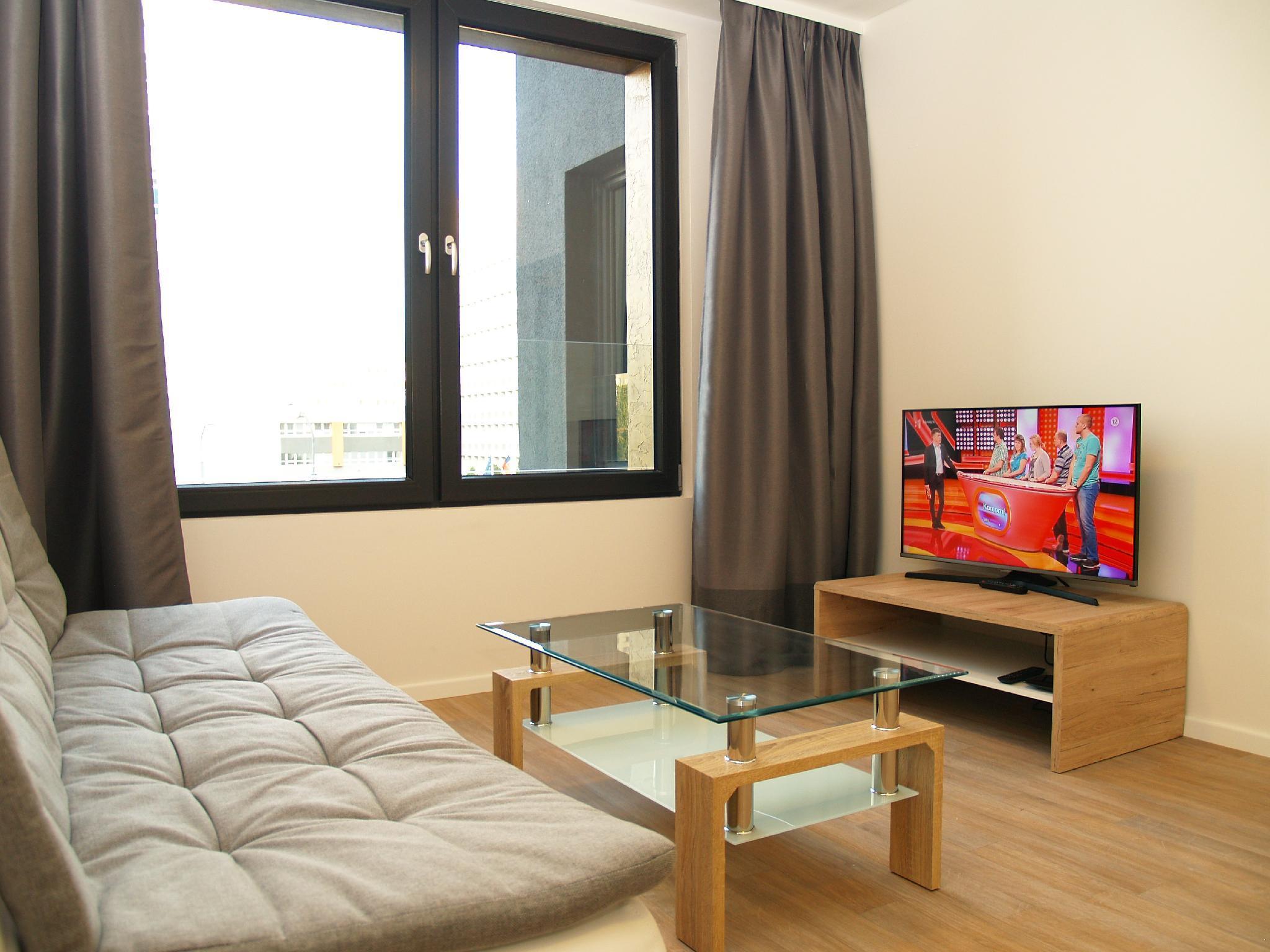 Quality Apartment Mileticova. FREE Private Parking