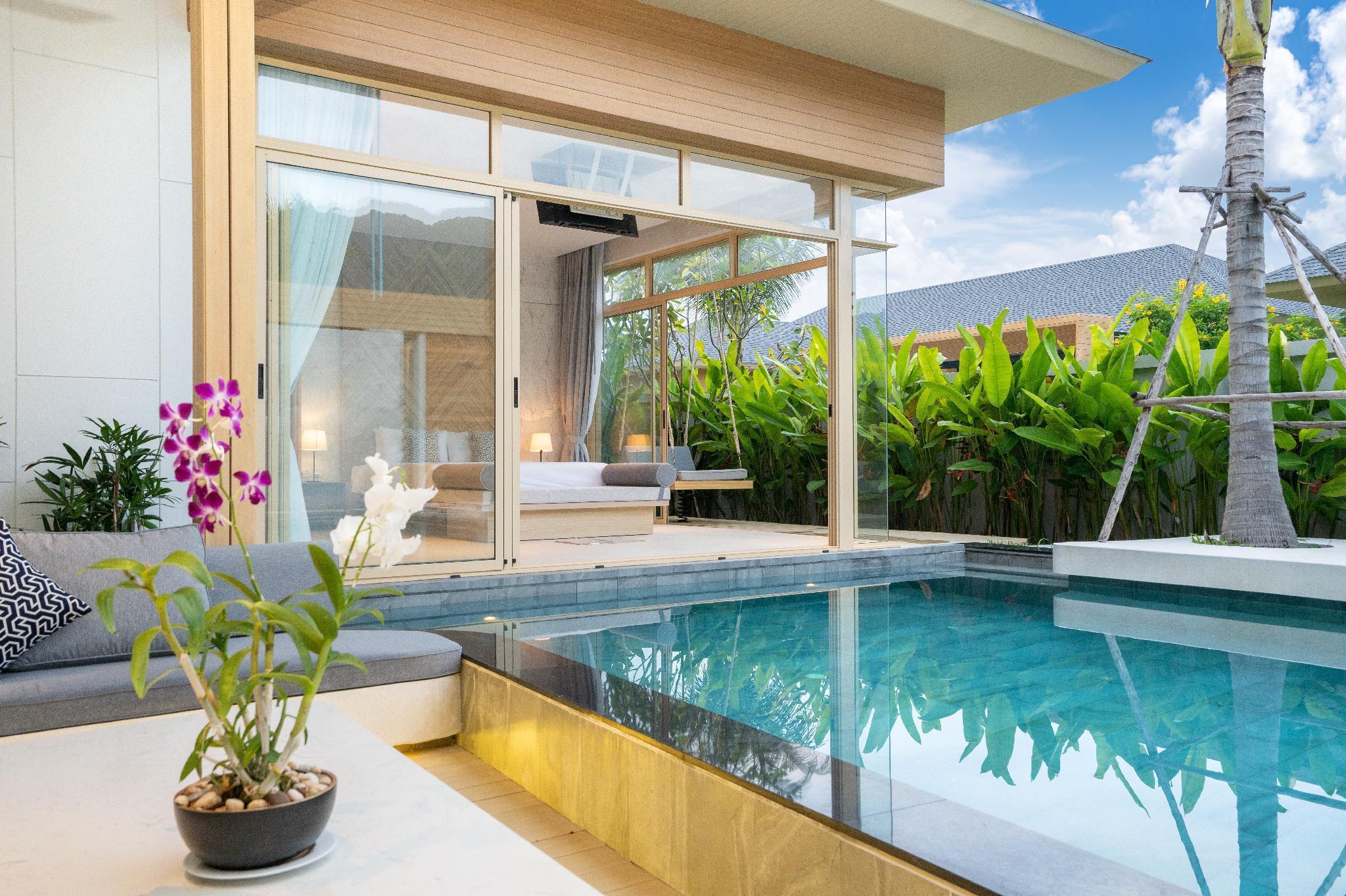 Himmapana Luxury 4 Bedroom Villa วิลลา 4 ห้องนอน 4 ห้องน้ำส่วนตัว ขนาด 200 ตร.ม. – กมลา