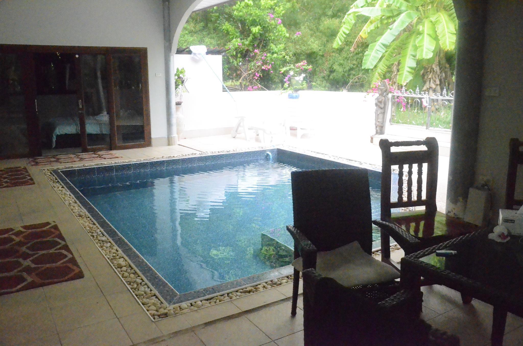 3 BDR Luxury Private Swimming Pool Villa Ban kai วิลลา 3 ห้องนอน 3 ห้องน้ำส่วนตัว ขนาด 300 ตร.ม. – บ้านใต้