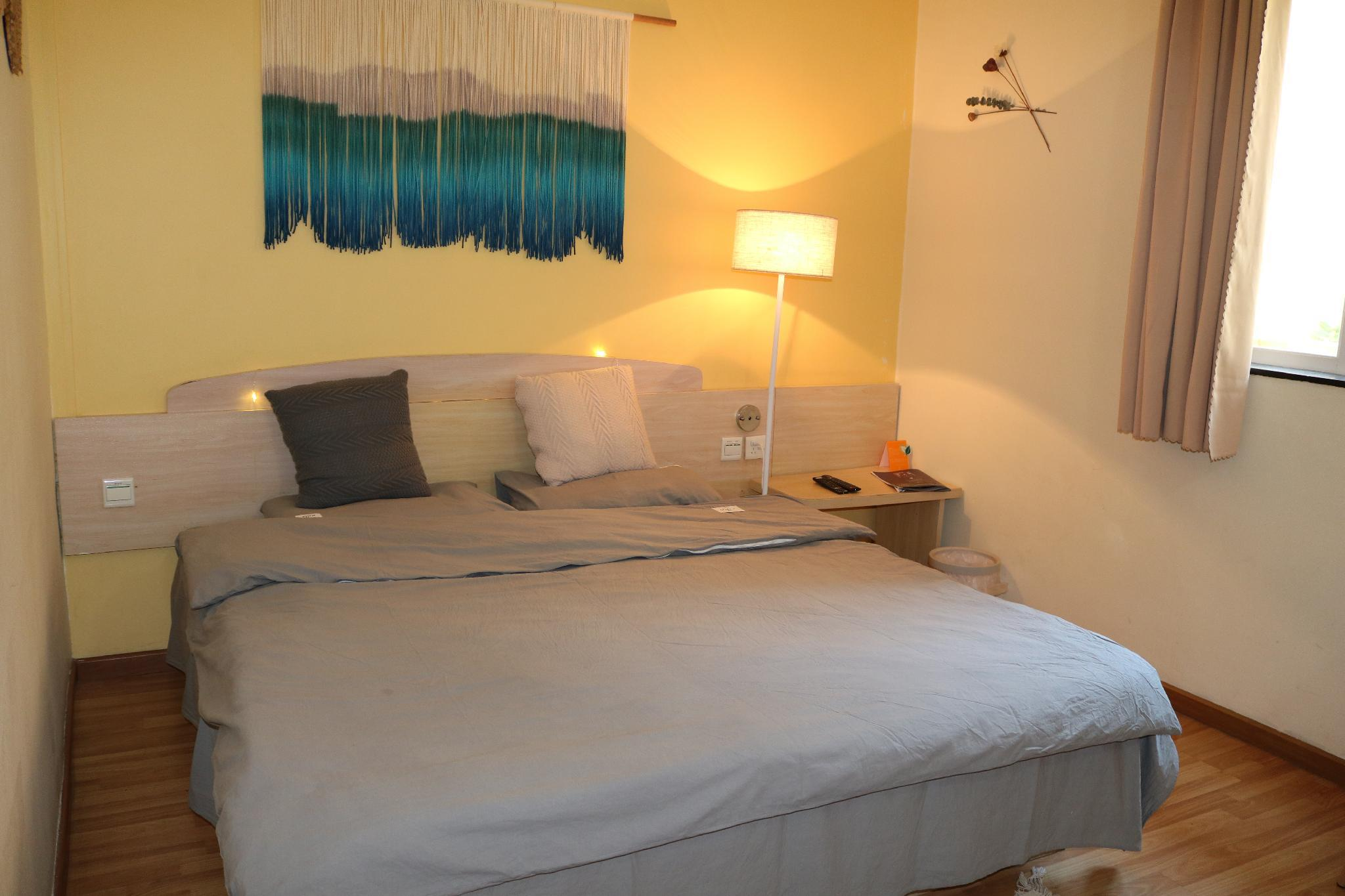 Bohemian Big Bed Room