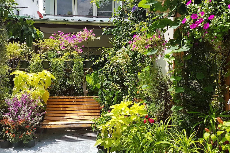Houseplant room 10 mins to Don Mueang Airport(DMK) อพาร์ตเมนต์ 1 ห้องนอน 1 ห้องน้ำส่วนตัว ขนาด 30 ตร.ม. – สนามบินนานาชาติดอนเมือง