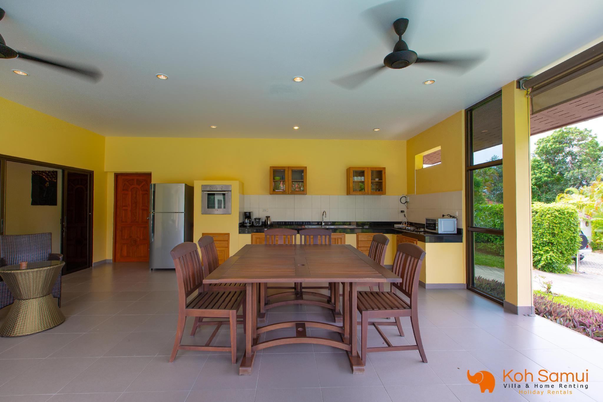 Villa Santi 3BR & Private Pool   Walk To Beach