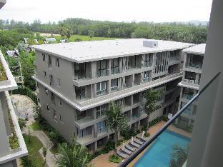 [バンタオ]アパートメント(33m2)  1ベッドルーム/1バスルーム 1 Bedroom 7th floor pool view 600 meters to beach