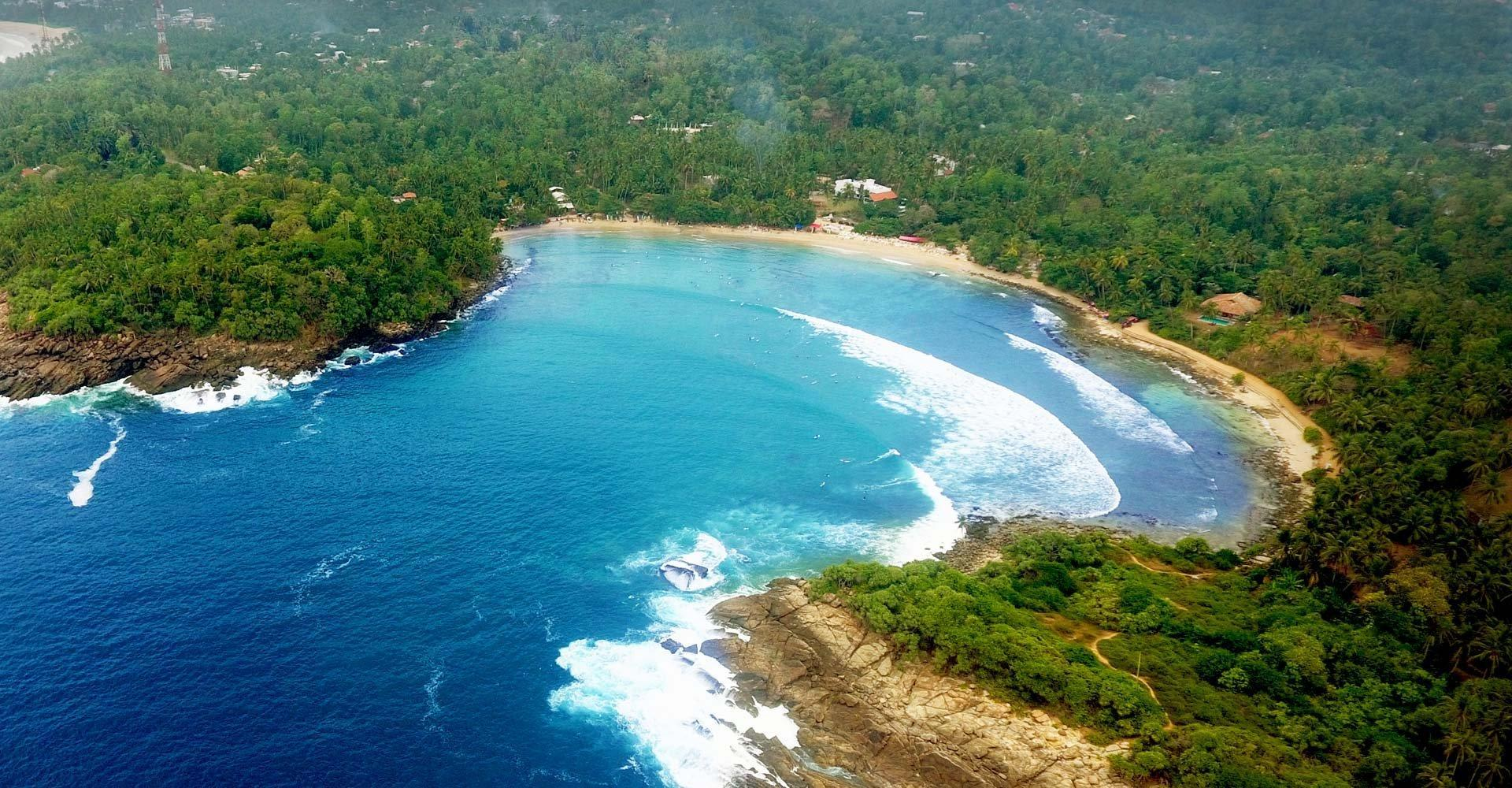 Villa Surfing Sea Hiriketiya Entire Property