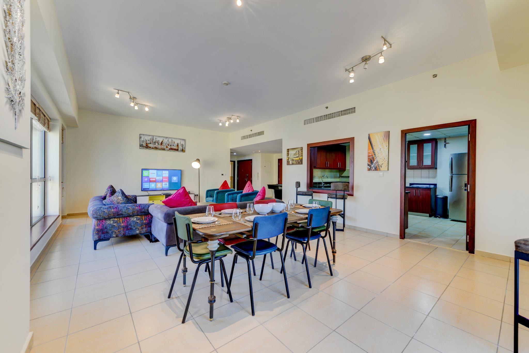 VIPCASTLES  Rimal 5   Luxury 3 Bedroom   Penthouse