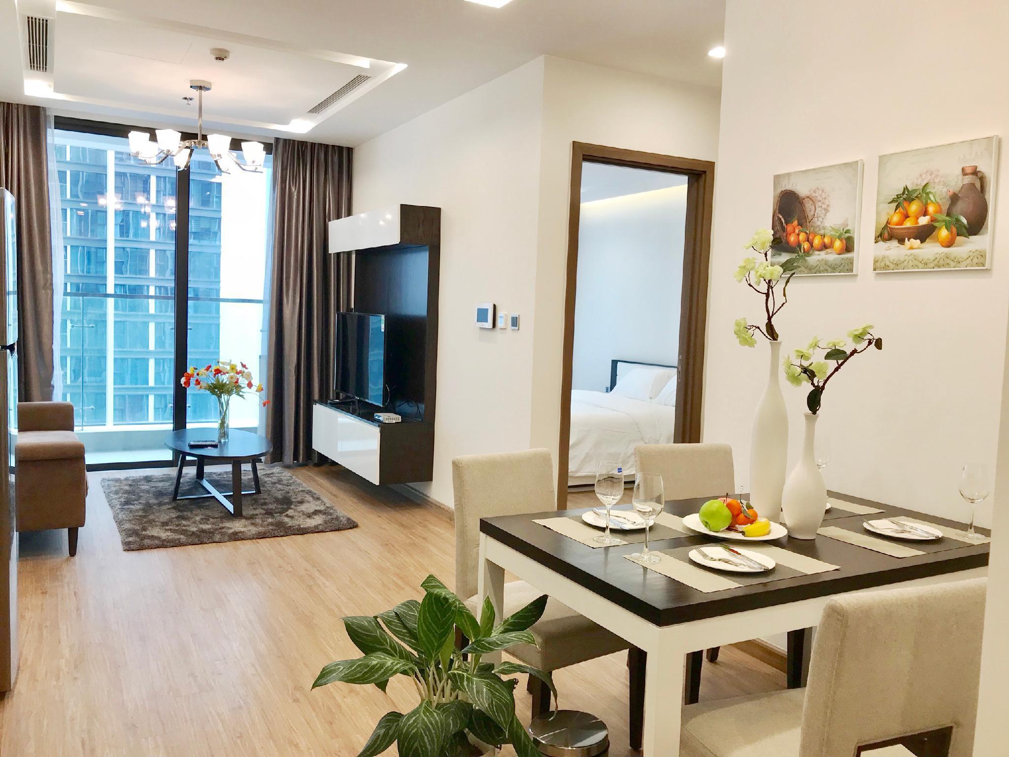 Vinhomes Metropolis@ Jaan's 1BR Luxury Apartment