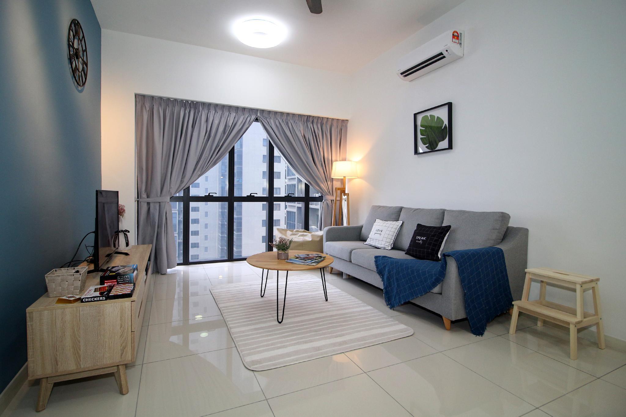 New Family Suite Freewifi @Icon City Petaling Jaya