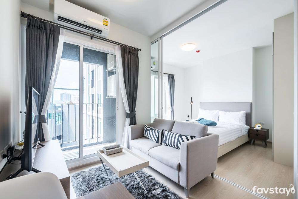 Indulge Your Holiday With 1BR Apt In Ratchada