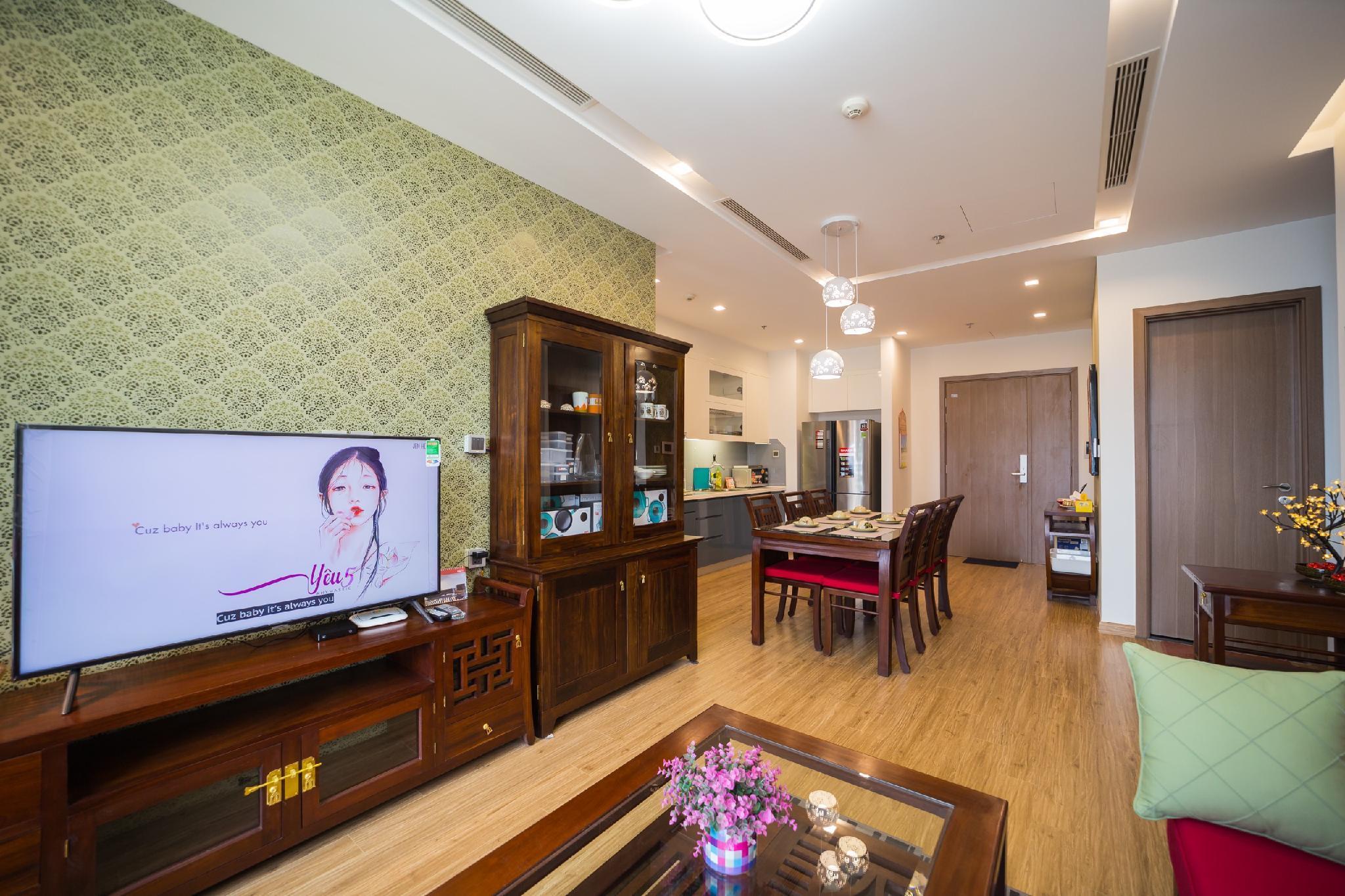 Vinhomes Metropolis Luxury Apartment 02BR