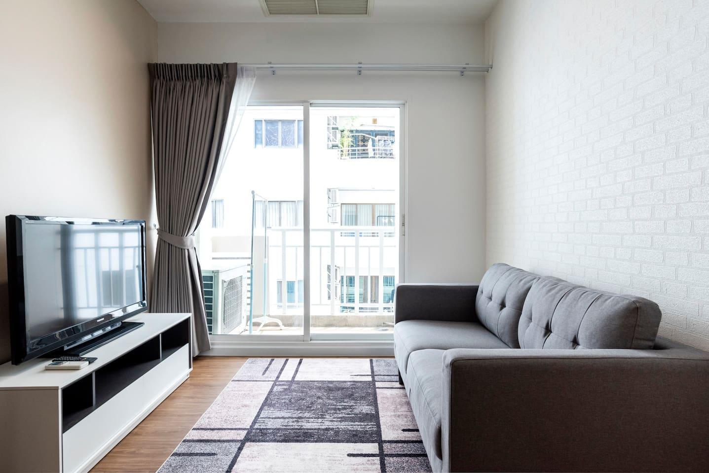 59 Heritage Sukhumvit อพาร์ตเมนต์ 1 ห้องนอน 1 ห้องน้ำส่วนตัว ขนาด 38 ตร.ม. – สุขุมวิท